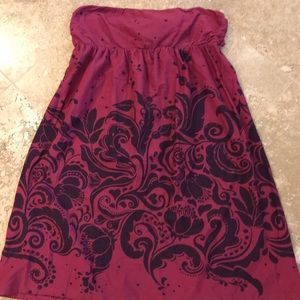 Mossimo Supply Co. Ladies Dress